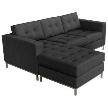 Jane Loft Bi-Sectional Sofa