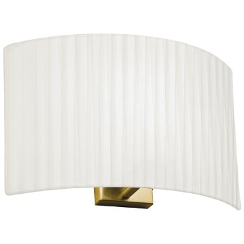 Shown Pleated shade