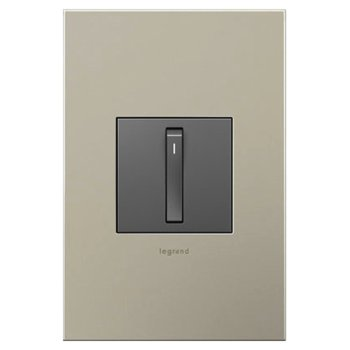 Shown in Magnesium finish, in use