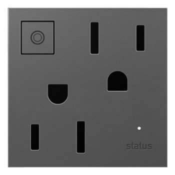 Energy-Saving On/Off Outlet