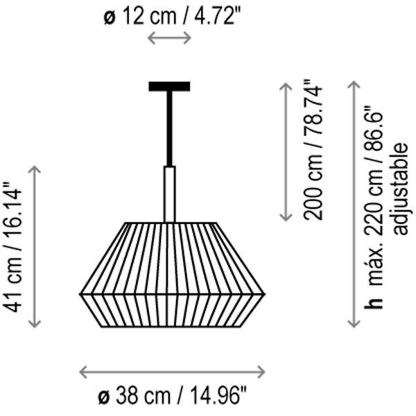 Mei Mini Pendant