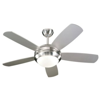 Discus ii ceiling fan by monte carlo fans at lumens discus ii ceiling fan aloadofball Gallery