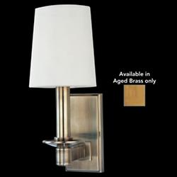 Spencer Wall Sconce (Aged Brass) - OPEN BOX RETURN