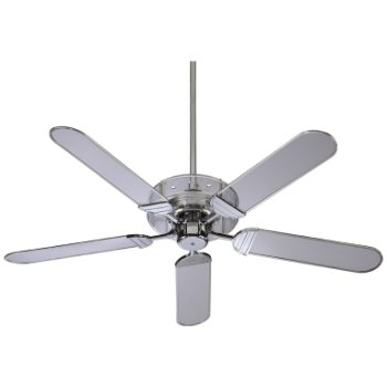 Prizzm Ceiling Fan (Chrome) - OPEN BOX RETURN