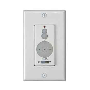 Wall Mount Touch Control (White Ivory) - OPEN BOX RETURN
