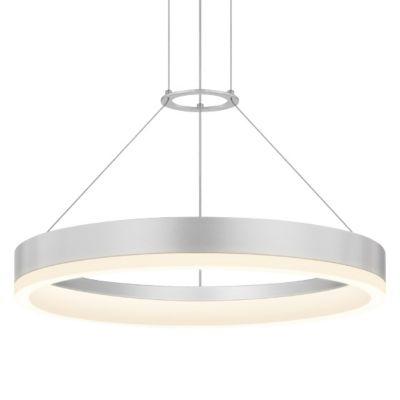 Corona LED Ring Pendant by SONNEMAN Lighting at Lumenscom