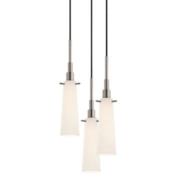 Candela 3553 Tapered Multi-Light Pendant