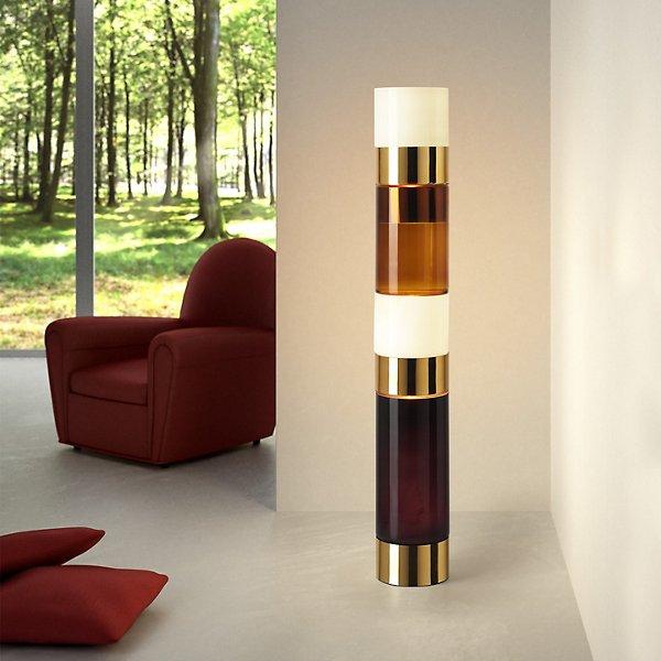 Stacking D Floor Lamp