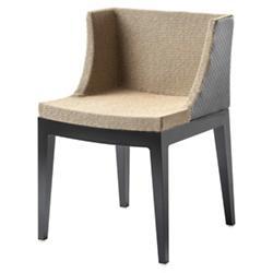 Mademoiselle Kravitz Raffia Chair