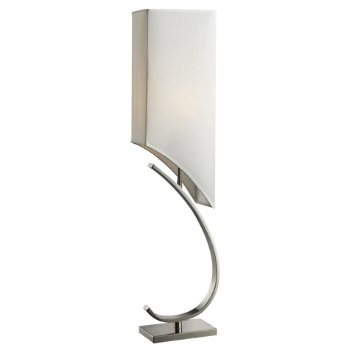 Appleton Table Lamp (Polished Nickel) - OPEN BOX RETURN