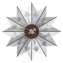 Nelson Flock of Butterflies Wall Clock