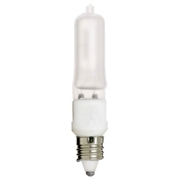 150W 120V T4.5 E11 Halogen Frosted Bulb