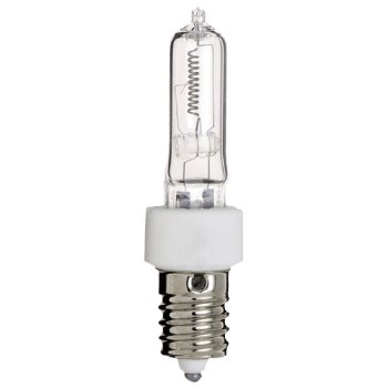 250W 120V T4.5 E14 Halogen Clear Bulb