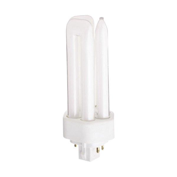 26W 120V T4 GX24q-3 Triple Tube CFL 3000K Bulb