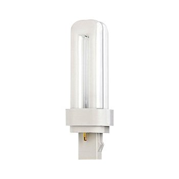 13W 120V T4 GX23-2 Quad Tube CFL 2700K