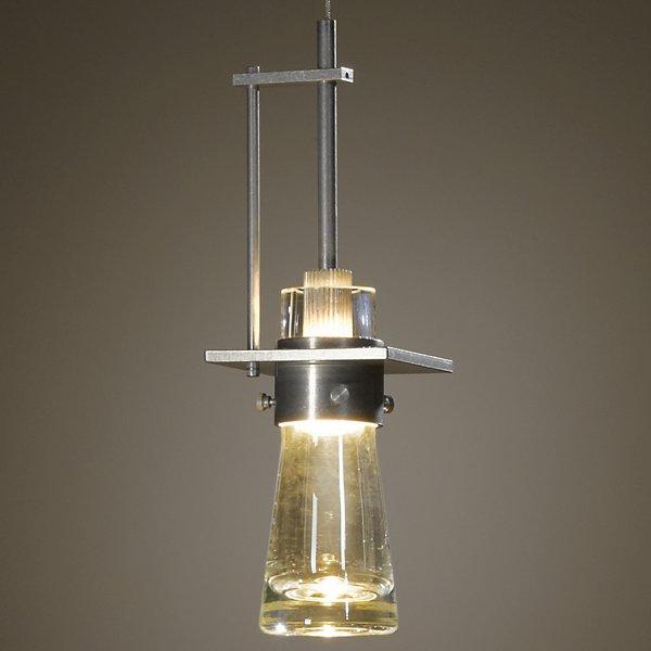 Erlenmeyer Gold Medium Pendant