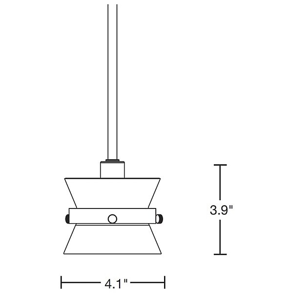 Apparatus Mini Pendant
