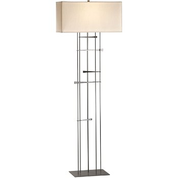 Shown in Burnished Steel finish,Flax