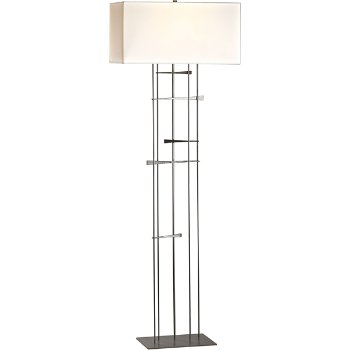 Shown in Burnished Steel finish,Natural Anna