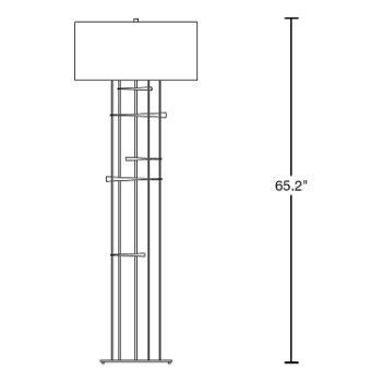 Cavaletti Floor Lamp By Hubbardton Forge At Lumens Com