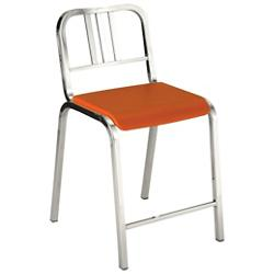 Nine-0 Counter Stool - 3-Bar Back