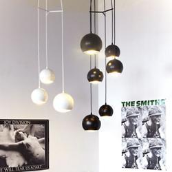 Deadstock Cannonball Multi-Light Pendant
