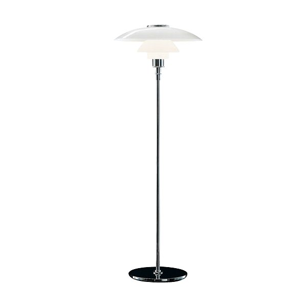 PH 4.5/3.5 Glass Floor Lamp