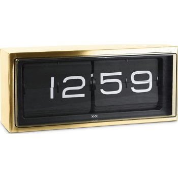 Brick 24-Hour Desk Clock