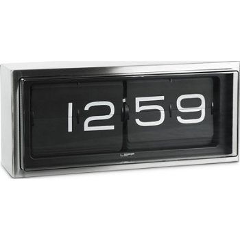 Shown in Stainless and Black finish