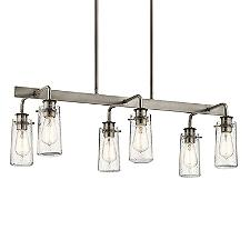 Braelyn Linear Chandelier Light