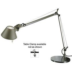 Tolomeo Mini Table Lamp - Incandescent (Table Clamp/Aluminum) - OPEN BOX RETURN