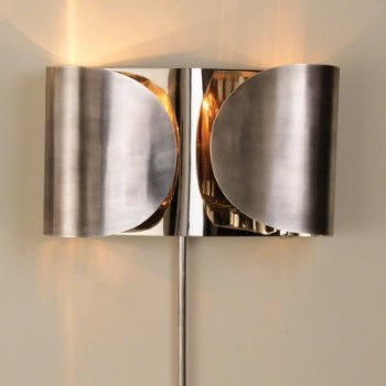 Folded Wall Sconce