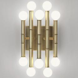 Meurice 5-Arm Wall Sconce (Modern Brass) - OPEN BOX RETURN