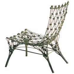 Miniature Knotted Chair