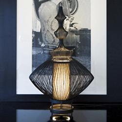 Opium Table Lamp