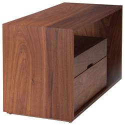 Lineground Side Table/Nightstand 1