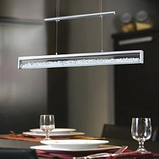 Cardito/Cardito 1 LED Adjustable Linear Chandelier Light