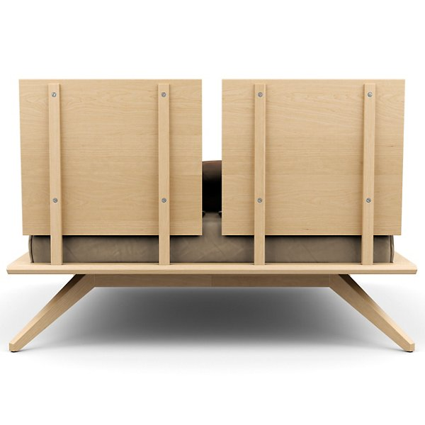 Astrid Bed with 2 Headboard Panels