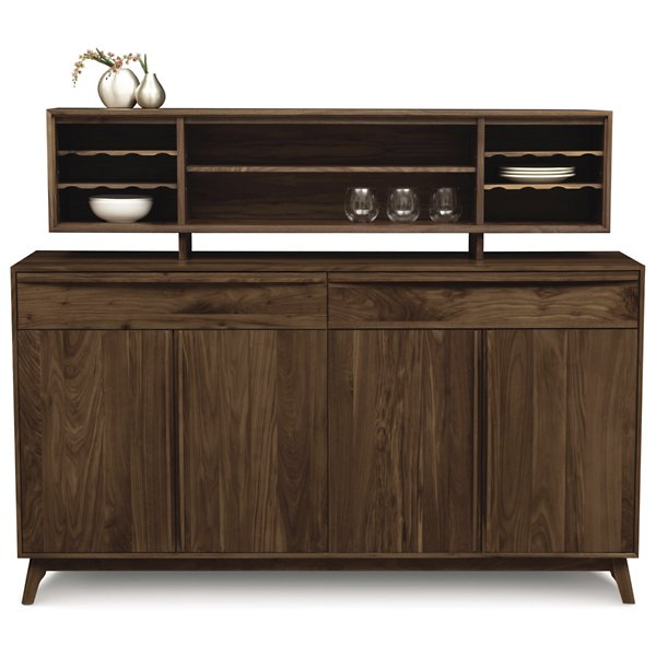 Catalina Hutch for Buffet