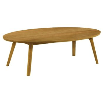 Catalina Oval Coffee Table