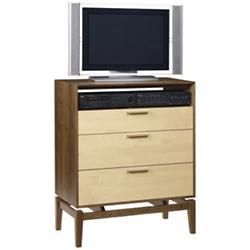 SoHo 3 Drawer Dresser and TV Organizer