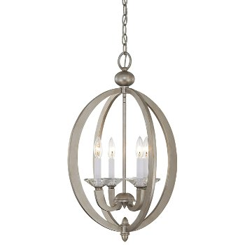 Forum 4-Light Foyer Pendant
