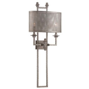 Structure 2-Light Wall Sconce