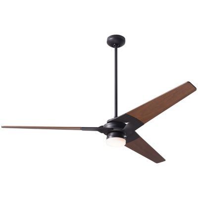 Torsion Ceiling Fan by Modern Fan pany at Lumens