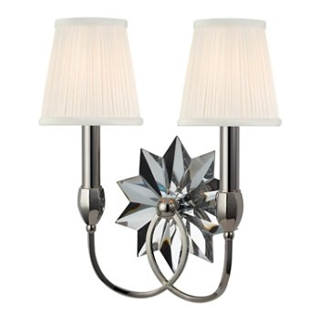 Barton 2-Light Wall Sconce