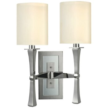 York 2-Light Wall Sconce
