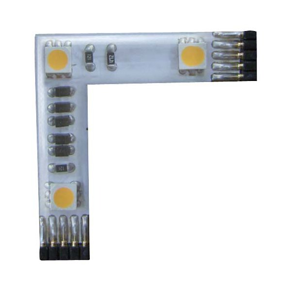 InvisiLED 24V Pro High-Output 3 LED L Connector