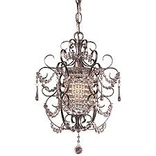 Mini Crystal Chandelier No. 3121
