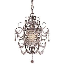 Bathroom chandeliers small chandeliers for bathrooms at - Small crystal chandelier for bathroom ...