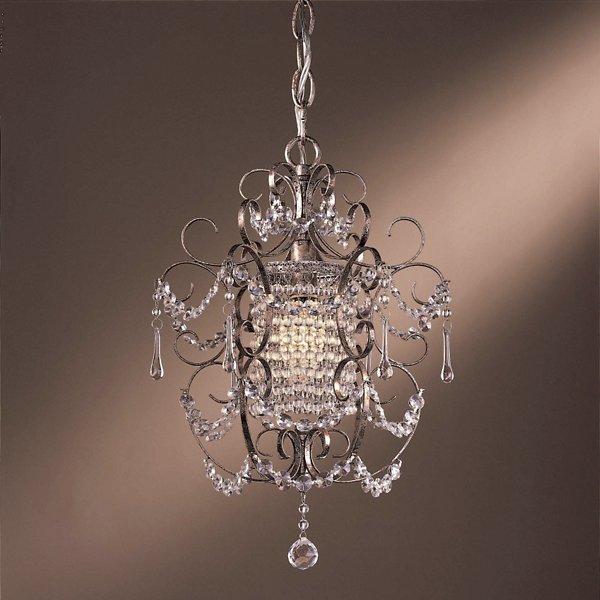 Mini Crystal Chandelier No. 3121